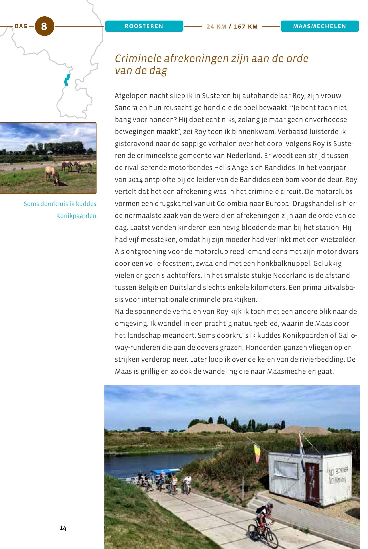 Dag 08 Roosteren - Maasmechelen