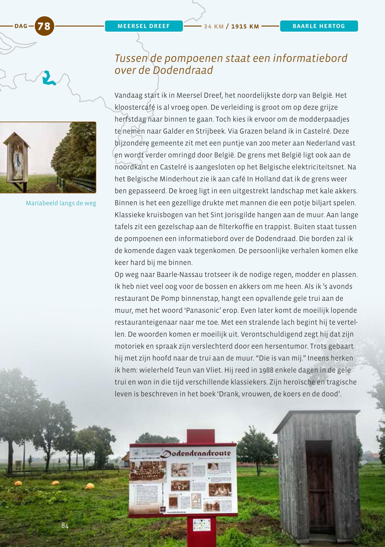 Dag 78 Meersel Dreef - Baarle-Hertog